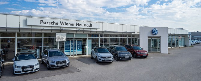Porsche Wiener Neustadt